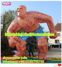 4.5m tall Fantastic Four/the thing inflatable/event cartoon/advertising replica HK27