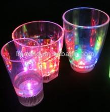 Fashion Magic Flashing Plastic Cups For Pub