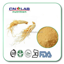 Low Pesticides Ginseng Extract ,Panax Ginseng root Extract 5%~80% Ginsenosides