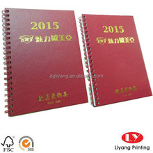 Good Sell spiral Notebook with color pages