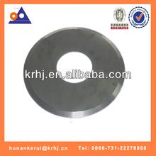 Tungsten carbide lead wire cutter