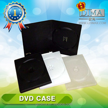 alibaba china bulk sale plastic dvd case