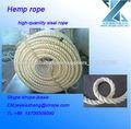 100% de fibra de sisal natural de hacer cuerda de sisal