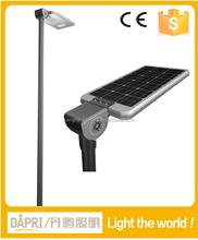 New products 15W 20W 25W 30W All in one solar street lamp