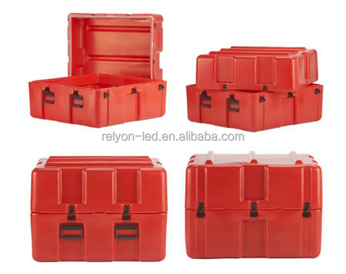 Rely on Roto Molded Storage