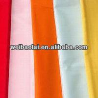 t/c stocklot fabric/poly cotton yarn dyed fabric 65/35 88*64