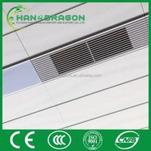 Whosale Strip ceiling/bathroom electric fan heater/PTC heater