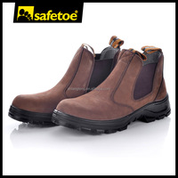 Isreal safety shoes, Australia safety boot, Nubuck leather boot work M-8025