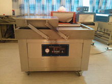 tin can vacuum sealer DZ400/2SB double chamber vacuum sealer