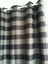 2013 new design 100% polyester black out curtain