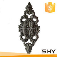 good quanliy outdoor fence decoration