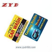 Hot sell HF S70 4K white rfid payment card