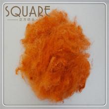 1.4D 1.5D 3D 6D 7D 15D dope dyed fiber polyester