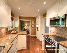 Белый древесина кухонные шкафы анти - царапины