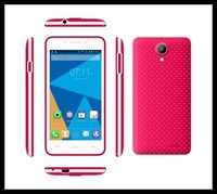 China mobile 4.5 inch with MTK6582 quad core Android 4.4 Doogee DG280 mobile phone