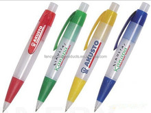 Round Body Fat Ballpoint Pen ,Short Ballpoint Pen ,Mini Size Ballpoint Pen