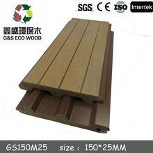 2015 HOT sale wood plastic composite decking!/composite flooring /high quality wpc board