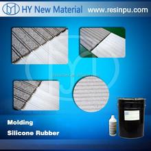 liquid molding silicone rubber for cement statue