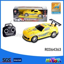 Hot sell 1:24 remote control racing car 4ch
