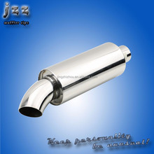 super quiet generator muffler racing auto chrome exhaust silencer muffler for rover in exhuast system