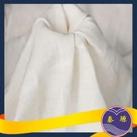 "Good market 100% cotton plain fabric 133X72 63"" wholesale cotton fabric brown striped curtains"