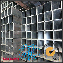 ASTM A36 Square pipe 25x40x3mmx6m length from shanghai