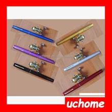 UCHOME Best Selling Telescopic Mini Pen Fishing Rod