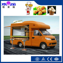 OEM Food Truck/ Mobile Food Carts/ Food Van