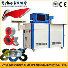 CNC channel letter bending machine for aluminum,SS DR-128A