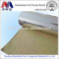 techo de material térmico láminadealuminio rollo de aislante