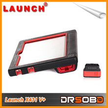 High quality launch Wi-Fi install software or Bluetooth new Global Version Launch X431 pro V+ wifi car tool set
