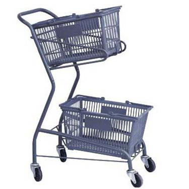 supermarket Shopping cart trolley (3)