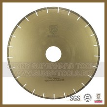 SUNNY Hard granite cutting 350mm diamond saw blades