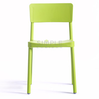 2015 China best sale Home Furniture modern plastic chair dining room