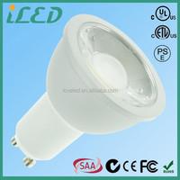 Warm Whiet 3000k LED GU10 Spotlights 240V Led Spotlight GU10 5W Non Dimmable