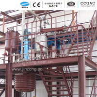 Jinzong Machinery chemical reactor for epoxy resin