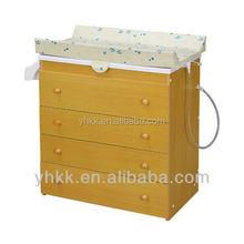 fiberboard baby changing dresser