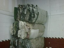Post Consumer Carpet Nylon 6 and Nylon6,6