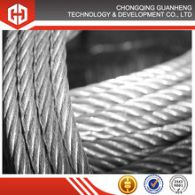 steel wire rope of petroleum,coal mining,hoising for drilling rig