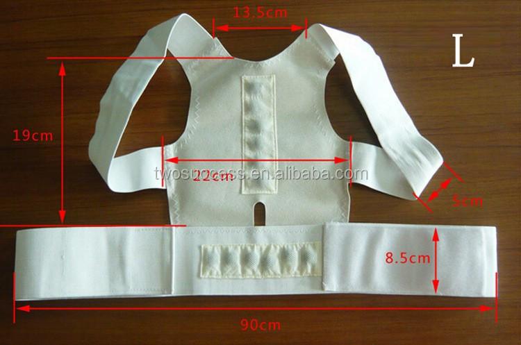 medical magic back and shoulders support belt (6)