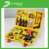 Wholesale plastic box chrome vanadium miniature car tool set