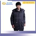 Cinza escuro rip stop inverno roupas de trabalho made in china