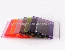 Crystal TPU Soft Case for ipad mini Cover Case