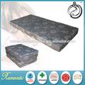 conveniente plegable colchón de espuma pad handy