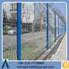 Steel Hebei China professional triangle bending fence/PVC Coated V Pressed Fence/common framework wire mesh