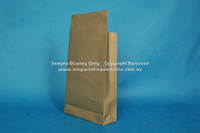 Kraft paper bag supplier