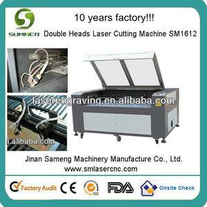 grabado láser de cuero de corte de la máquina