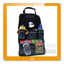 Car Storage hanging bag with large pocket by 2 Silly Monkey