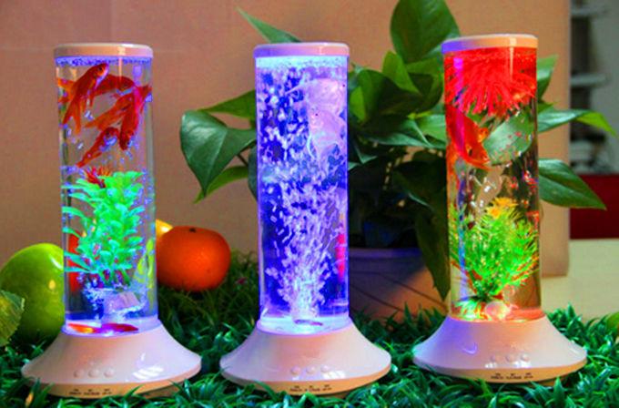 Wholesale plastic fish bowls led lamp full spectrum fish for Plastic fish bowls bulk