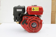 Best quality exporting hot air cooled 163cc 168F gasoline engine